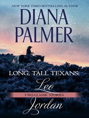 cover image of Long, Tall Texans: Leo ; Long, Tall Texans: Jordan