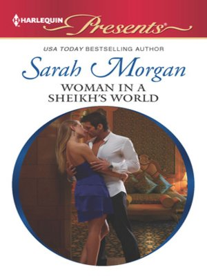cover image of Woman in a Sheikh's World
