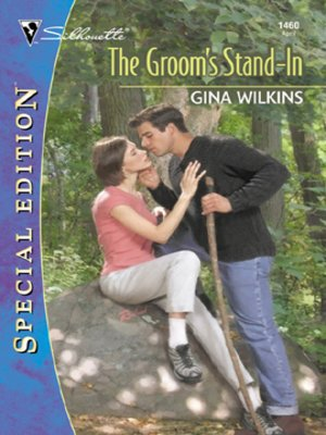 cover image of The Groom's Stand-In
