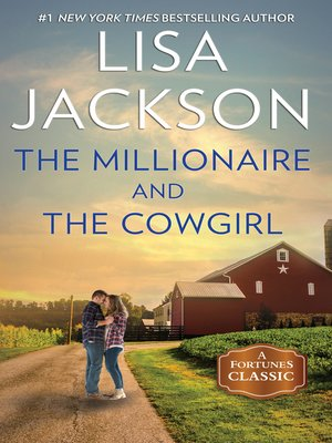 cover image of The Millionaire and the Cowgirl