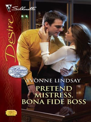 cover image of Pretend Mistress, Bona Fide Boss