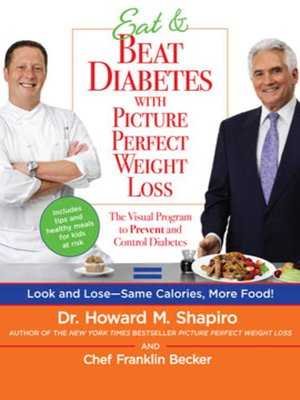cover image of Eat & Beat Diabetes with Picture Perfect Weight Loss