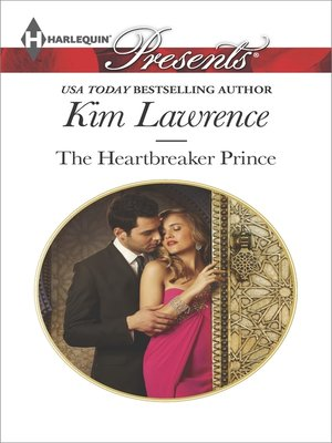 cover image of The Heartbreaker Prince