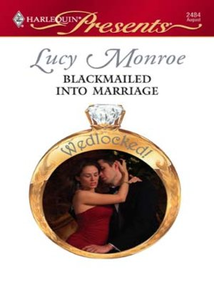 cover image of Blackmailed Into Marriage