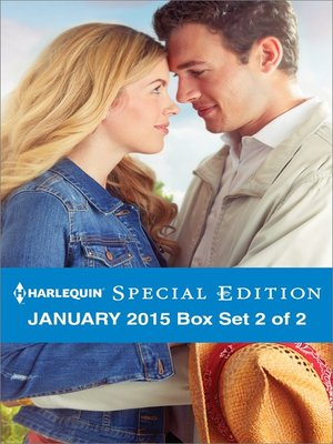 cover image of Harlequin Special Edition January 2015 - Box Set 2 of 2: A Royal Fortune\Claiming His Brother's Baby\Finding His Lone Star Love