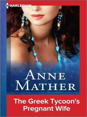 cover image of The Greek Tycoon's Pregnant Wife