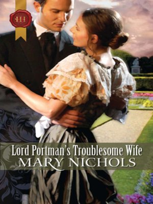 cover image of Lord Portman's Troublesome Wife