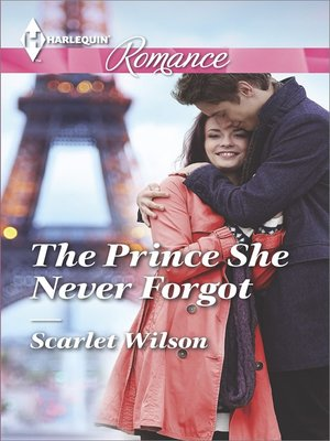cover image of The Prince She Never Forgot