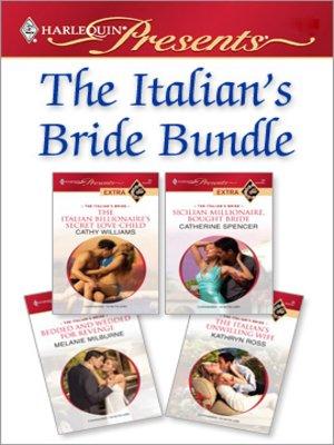 cover image of The Italian's Bride Bundle