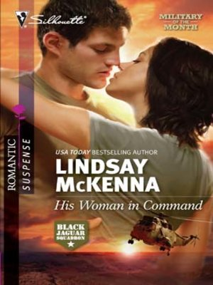 cover image of His Woman in Command