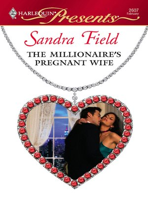 cover image of The Millionaire's Pregnant Wife