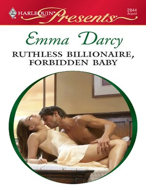 cover image of Ruthless Billionaire, Forbidden Baby