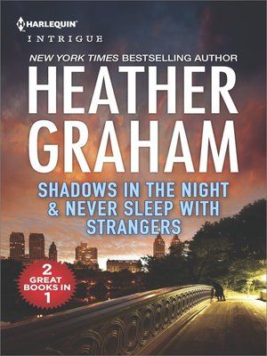 cover image of Shadows in the Night & Never Sleep with Strangers
