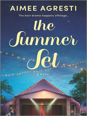 The Summer Set Book Cover