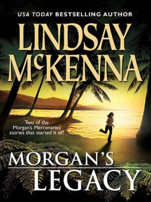 cover image of Morgan's Legacy: Morgan's Wife\Morgan's Son
