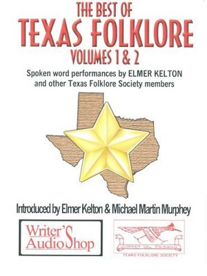 cover image of The Best of Texas Folklore Volumes 1 & 2