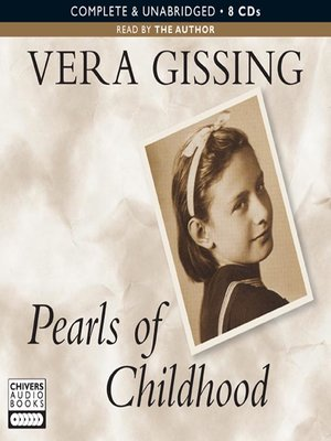 cover image of Pearls of Childhood
