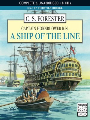 cover image of A Ship of the Line