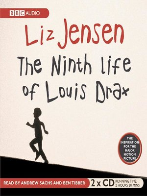 cover image of Ninth Life Of Louis Drax