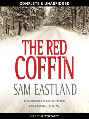 cover image of The Red Coffin