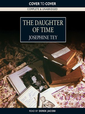 cover image of The Daughter of Time