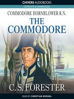cover image of The Commodore