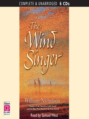 cover image of The Wind Singer