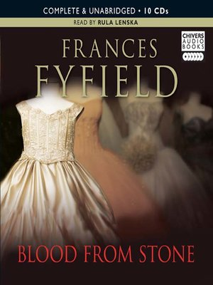 cold to the touch fyfield frances