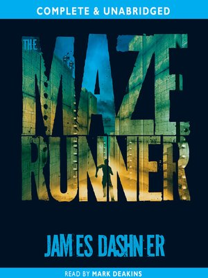 cover image of The Maze Runner