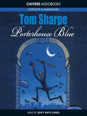 cover image of Porterhouse Blue