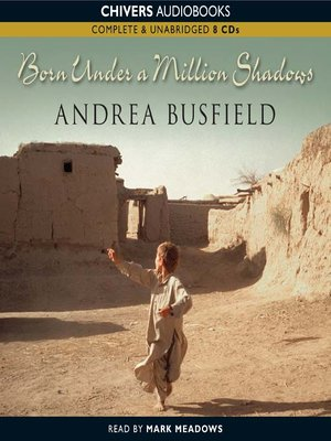 cover image of Born Under A Million Shadows