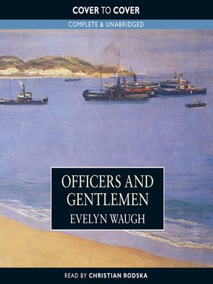 cover image of Officers and Gentlemen