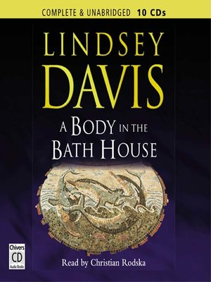 cover image of A Body in the Bath House