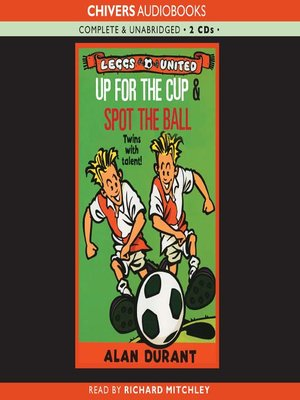 cover image of Up For the Cup & Spot the Ball