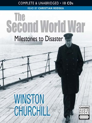 cover image of Milestones to Disasters