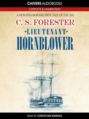 cover image of Lieutenant Hornblower