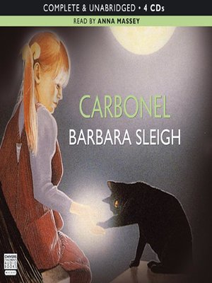 cover image of Carbonel: The King of Cats