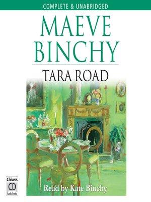 cover image of Tara Road