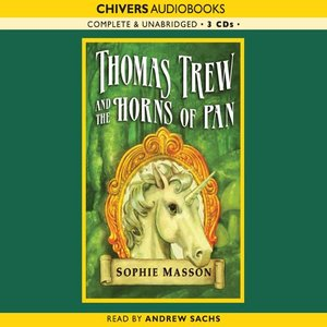 cover image of Thomas Trew and the Horns of Pan
