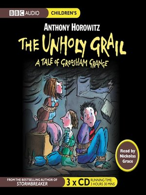 cover image of The Unholy Grail