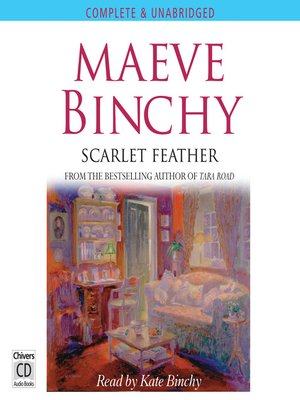 cover image of Scarlet Feather