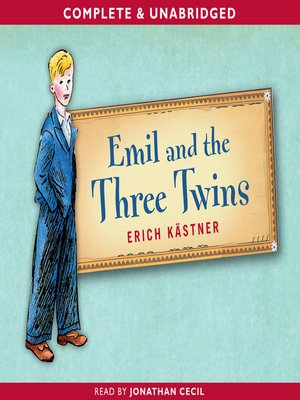 cover image of Emil and the Three Twins