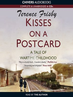 cover image of Kisses on a Postcard