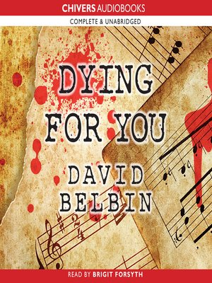 cover image of Dying for You