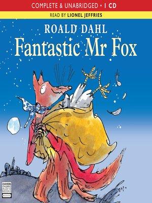 cover image of Fantastic Mr Fox