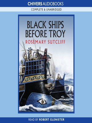 cover image of Black Ships Before Troy
