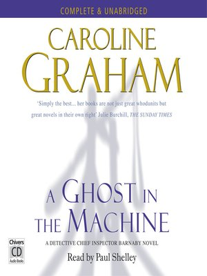 cover image of A Ghost in the Machine