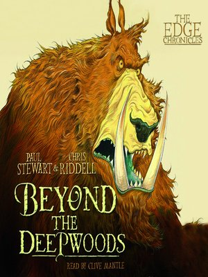 cover image of Beyond the Deepwoods
