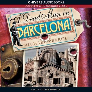 cover image of A Dead Man in Barcelona