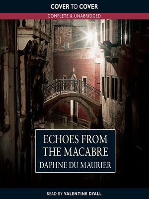 cover image of Echoes from the Macabre